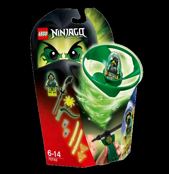 LEGO® Ninjago 70743 Airjitzu Morro Flieger