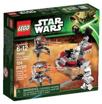 LEGO® Starwars 75000 Clone Troopers™ vs. Droidekas™