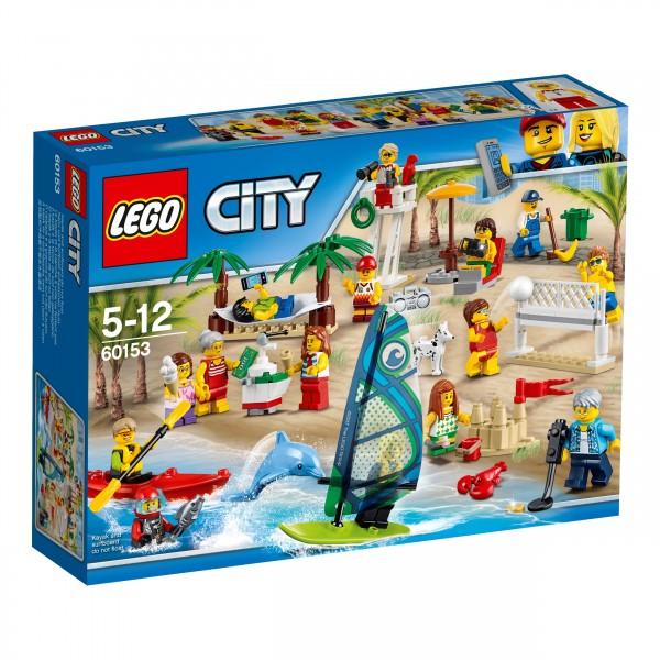 LEGO® CITY 60153 Stadtbewohner - Ein Tag am Strand