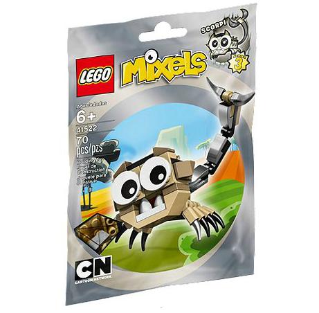 LEGO® Mixels 41522 SCORPI