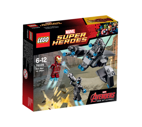 LEGO® Marvel Super Heroes 76029 Iron Man vs. Ultron