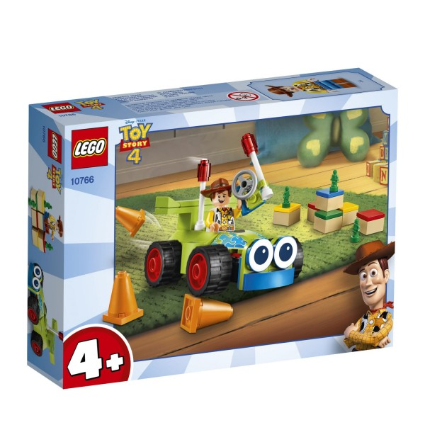 LEGO® Toy Story™ 10766 Woody & Turbo