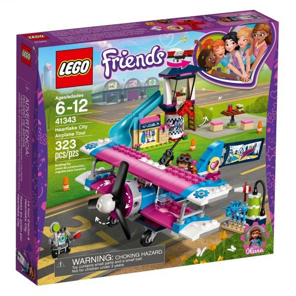 LEGO® Friends 41343 Rundflug über Heartlake City