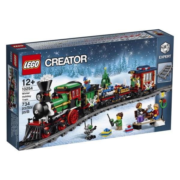 LEGO® 10254 Festlicher Weihnachtszug