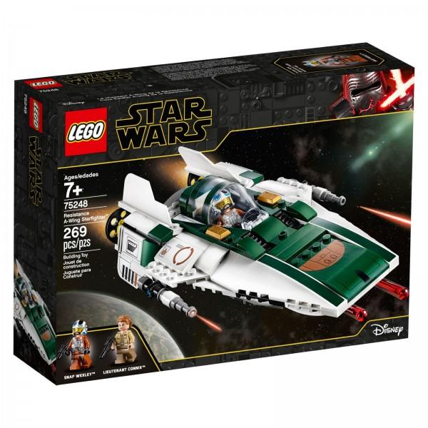 LEGO® Star Wars™ 75248 Widerstands A-Wing Starfighter™