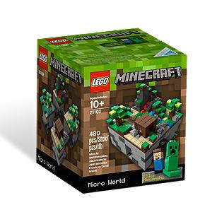 LEGO® 21102 CUUSOO Minecraft