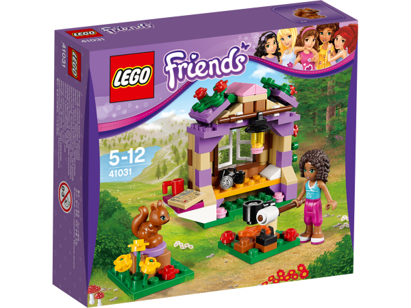 LEGO® Friends 41031 Andreas Berghütte
