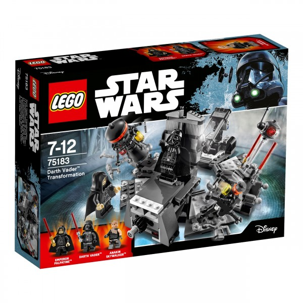 LEGO® Starwars 75183 Darth Vader Transformation