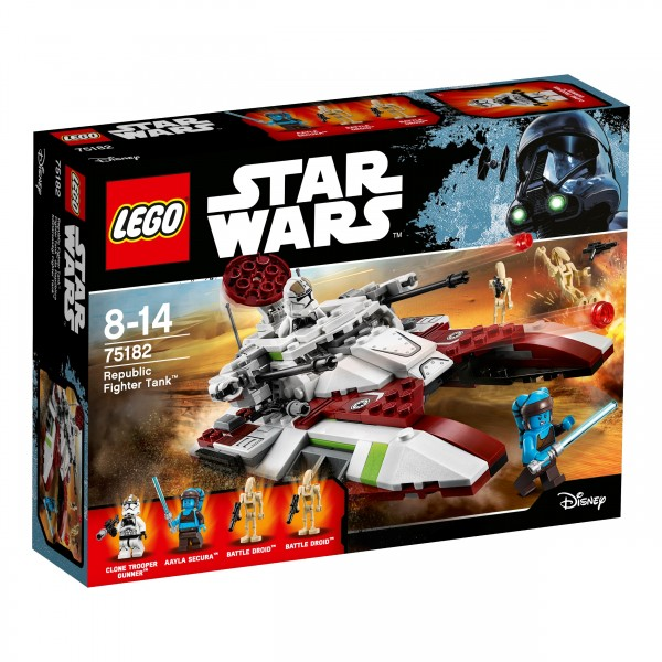 LEGO® Starwars 75182 Republic Fighter Tank
