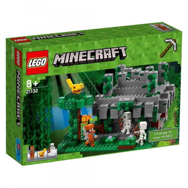 LEGO® Minecraft 21132 Der Dschungeltempel