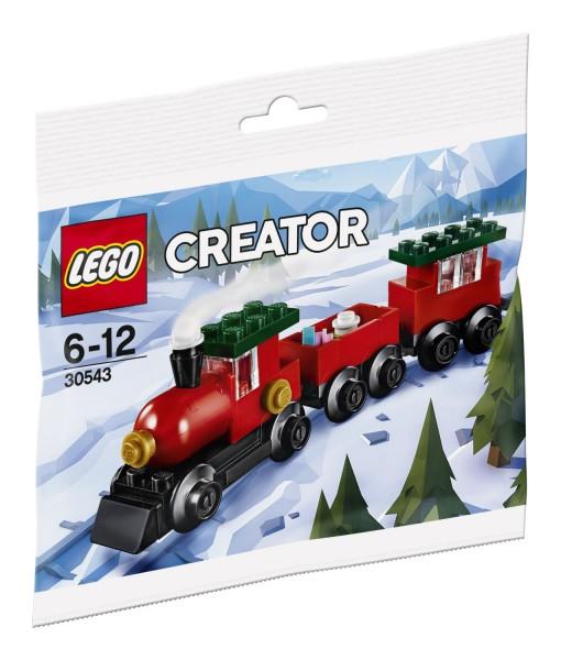LEGO® CREATOR 30543 Weihnachtszug