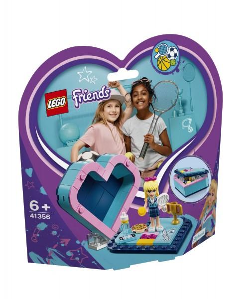LEGO® Friends 41356 Stephanies Herzbox