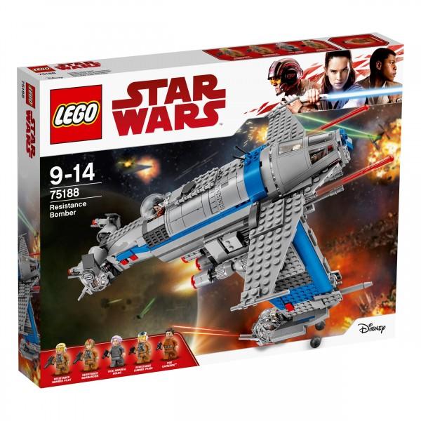 LEGO® Starwars 75188 Resistance Bomber