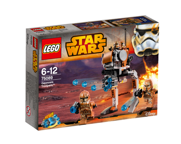LEGO® Star Wars 75089 Geonosis Troopers