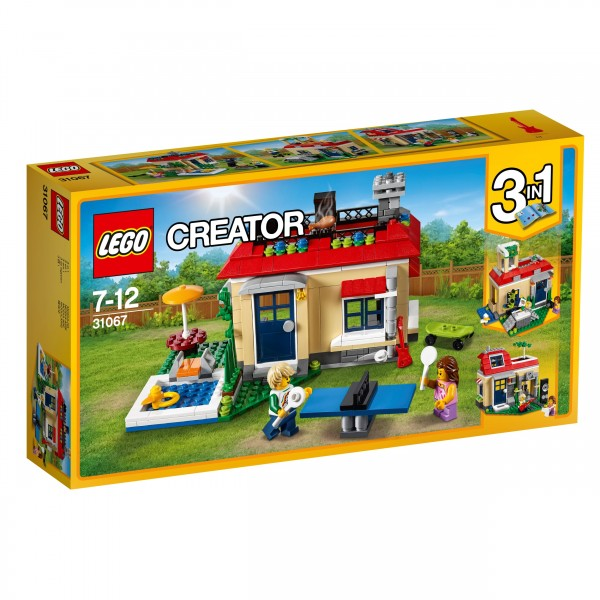 LEGO® Creator 31067 Ferien am Pool