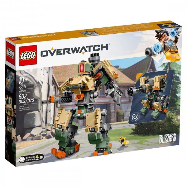 LEGO® Overwatch® 75974 Bastion
