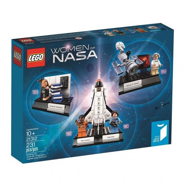 LEGO® Ideas 21312 Die NASA-Frauen