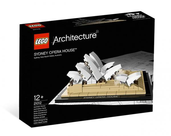 LEGO® Architecture 21012 Sydney Opera House
