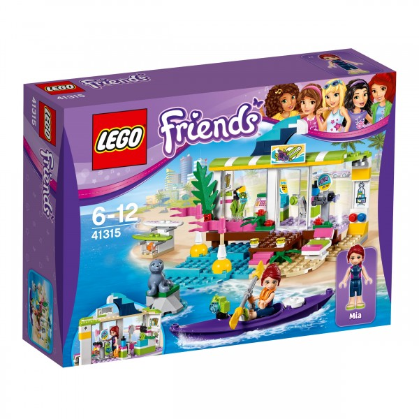 LEGO® Friends 41315 Heartlake Surfladen