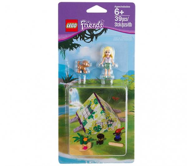 LEGO® Friends 850967 Dschungel Zubehör Set