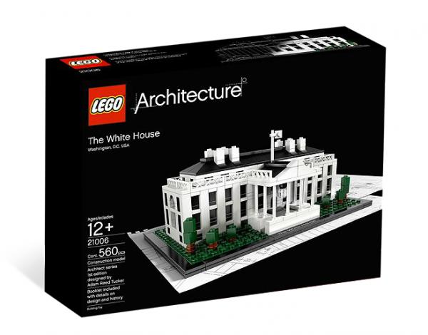 LEGO® Architecture 21006 The White House