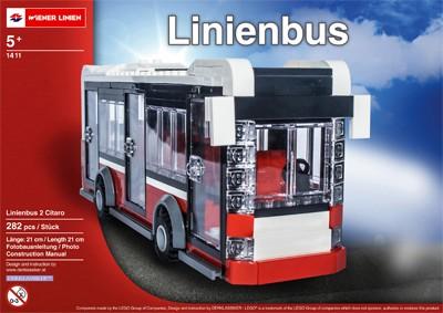derKlassiker 1411 Linienbus 2 Citaro