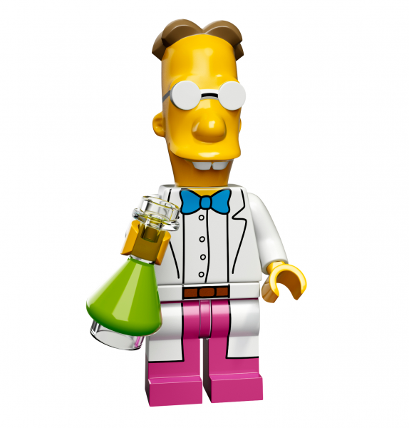 LEGO® The Simpsons Serie 2 - Professor Frink 71009-09
