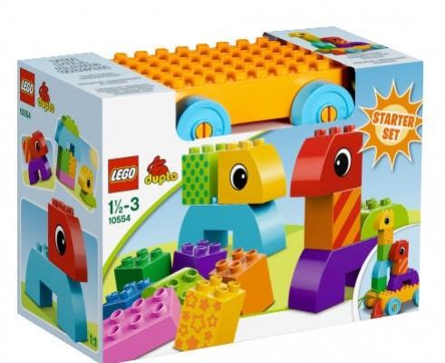 LEGO® DUPLO® 10554 Nachzieh-Spielset
