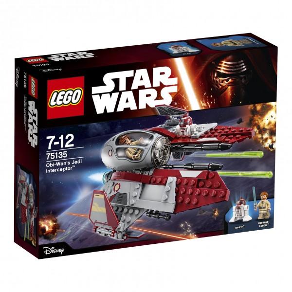 LEGO® Starwars 75135 Obi-Wan's Jedi Interceptor