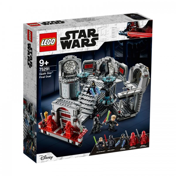 LEGO® Star Wars™ 75291 Todesstern™ - Letztes Duell