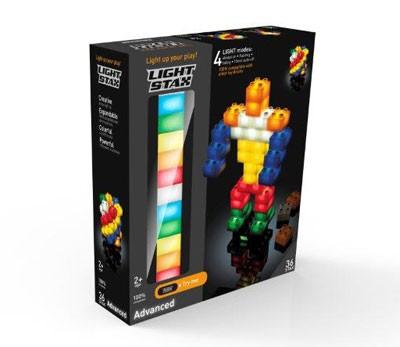 LIGHT STAX® Junior Advanced-Set (36 Stax)