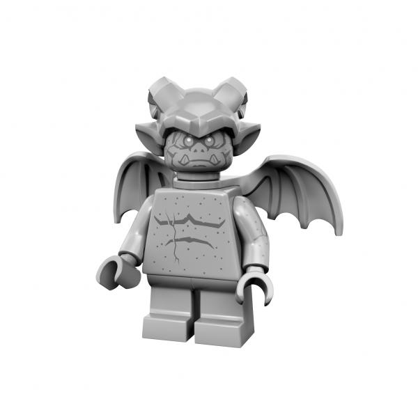 LEGO® Monster Minifigures Serie 14 - Wasserspeier 71010-10