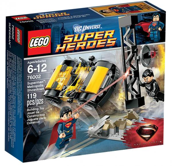 LEGO® DC Universe 76002 Superman: Entscheidung in Metropolis