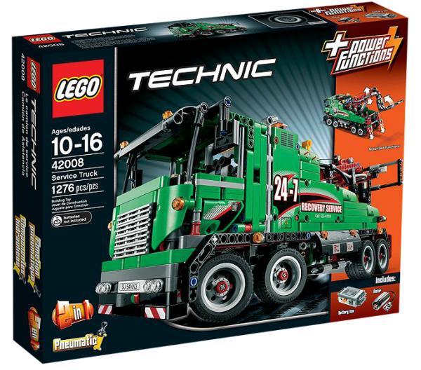 LEGO® Technic 42008 Abschlepptruck
