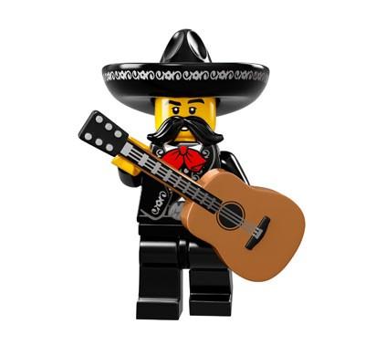 LEGO® Minifiguren Serie 16 - Mariachi 71013-13