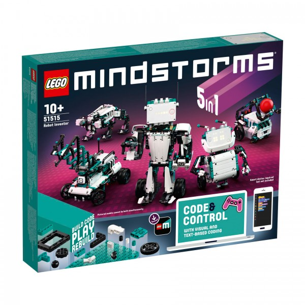 LEGO® 51515 Mindstorms - Roboter-Erfinder