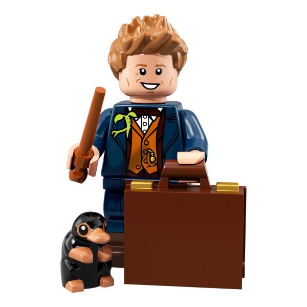 LEGO® Minifigur 71022-17: Newt Scamander