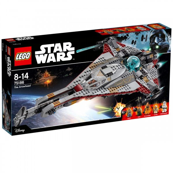 LEGO® Starwars 75186 The Arrowhead
