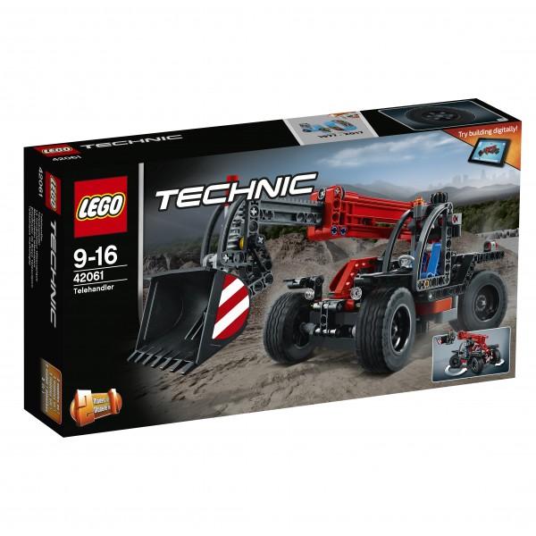 LEGO® Technic 42061 Teleskoplader