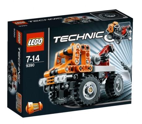 LEGO® Technic 9390 Mini-Abschlepptruck