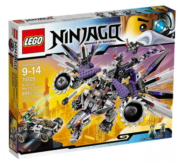 LEGO® Ninjago 70725 Nindroid Robo-Drache
