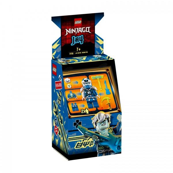 LEGO® NINJAGO® 71715 Avatar Jay - Arcade Kapsel