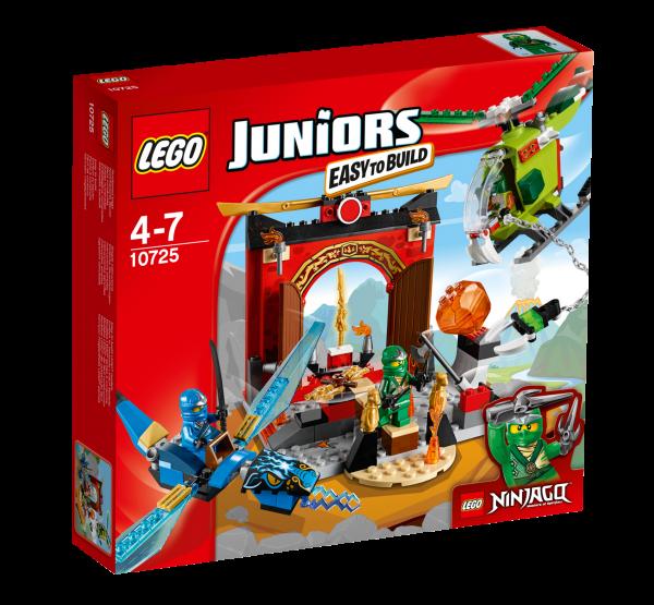 LEGO® Juniors 10725 Ninjago Der verlorene Tempel