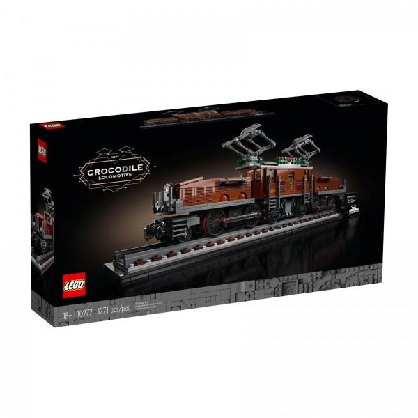 "LEGO® 10277 Lokomotive ""Krokodil"""