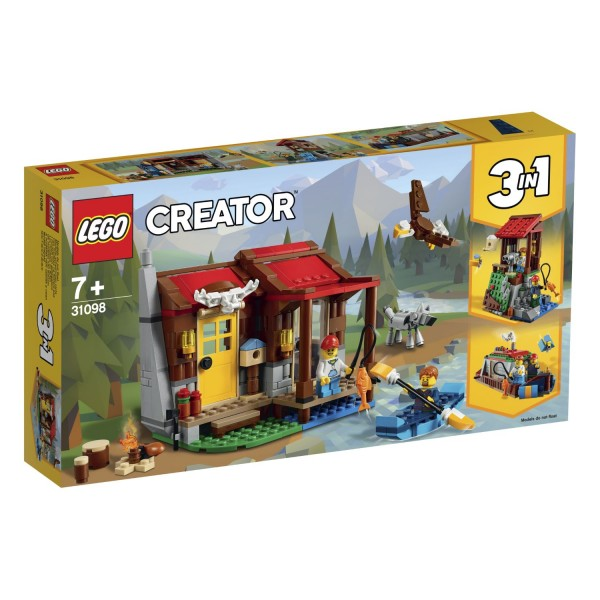 LEGO® Creator 31098 Outback-Hütte