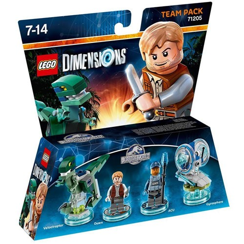 LEGO® Dimensions 71205 Team Pack Jurassic World
