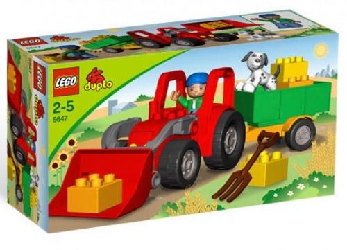 LEGO® DUPLO® 5647 Großer Traktor