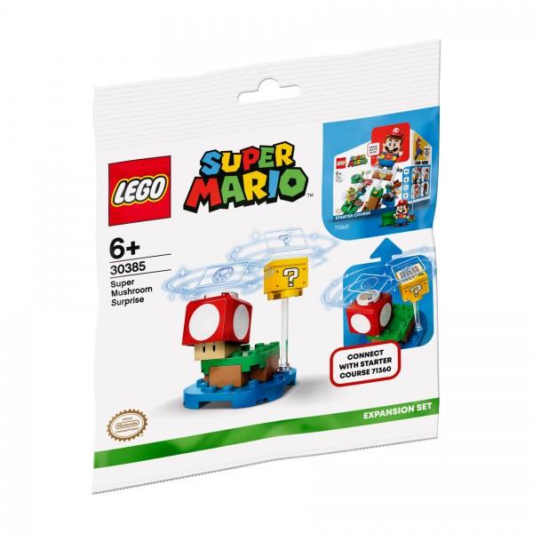 LEGO® Super Mario™ 30385 Superpilz Überraschung