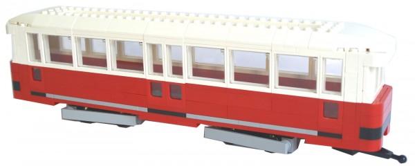 derKlassiker 1135 Strassenbahnwagen / Tramway Waggon