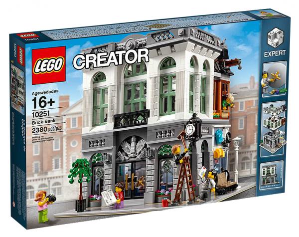 LEGO® 10251 Steine-Bank